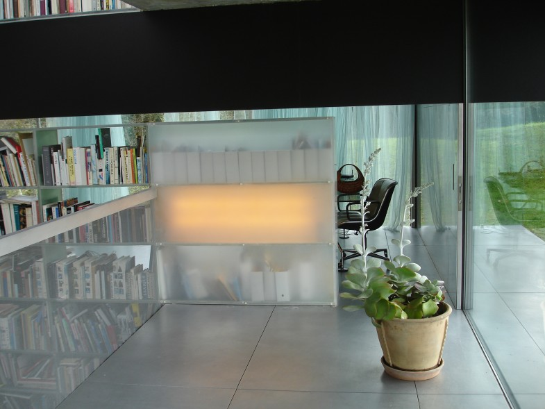 clairage biblioth que r mi jacques. Black Bedroom Furniture Sets. Home Design Ideas