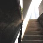 escalier grotte
